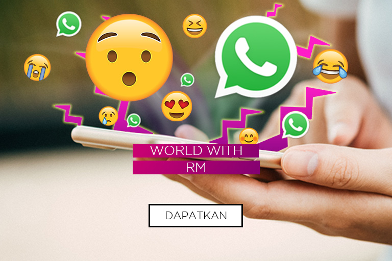 WORLD WITH RM